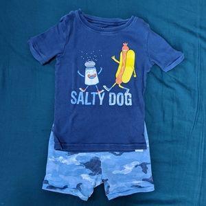 """4T """"Salty Dog"""" pajamas"""